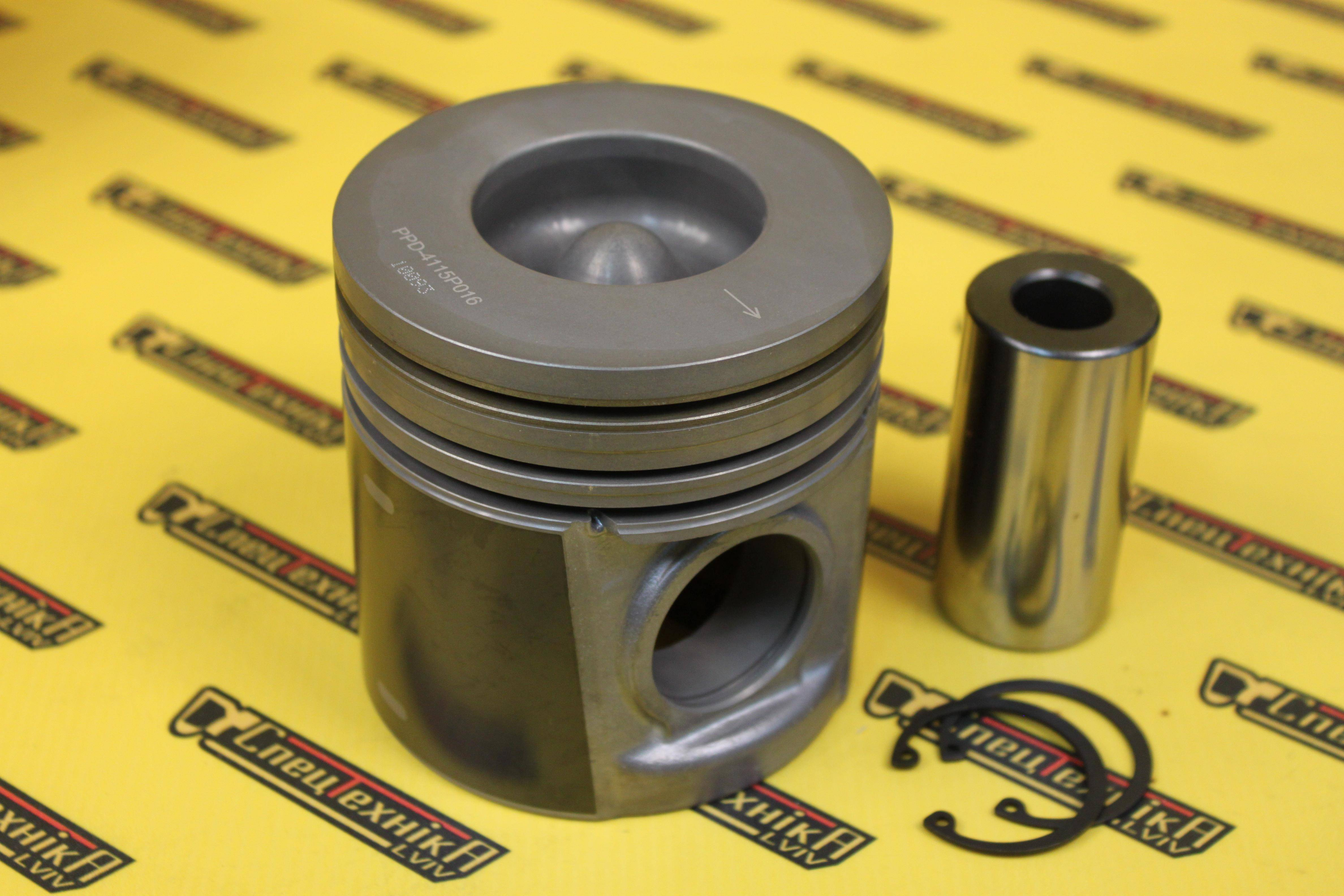 Поршень Perkins 105 мм +0.50 (al-fin) (4115P016)