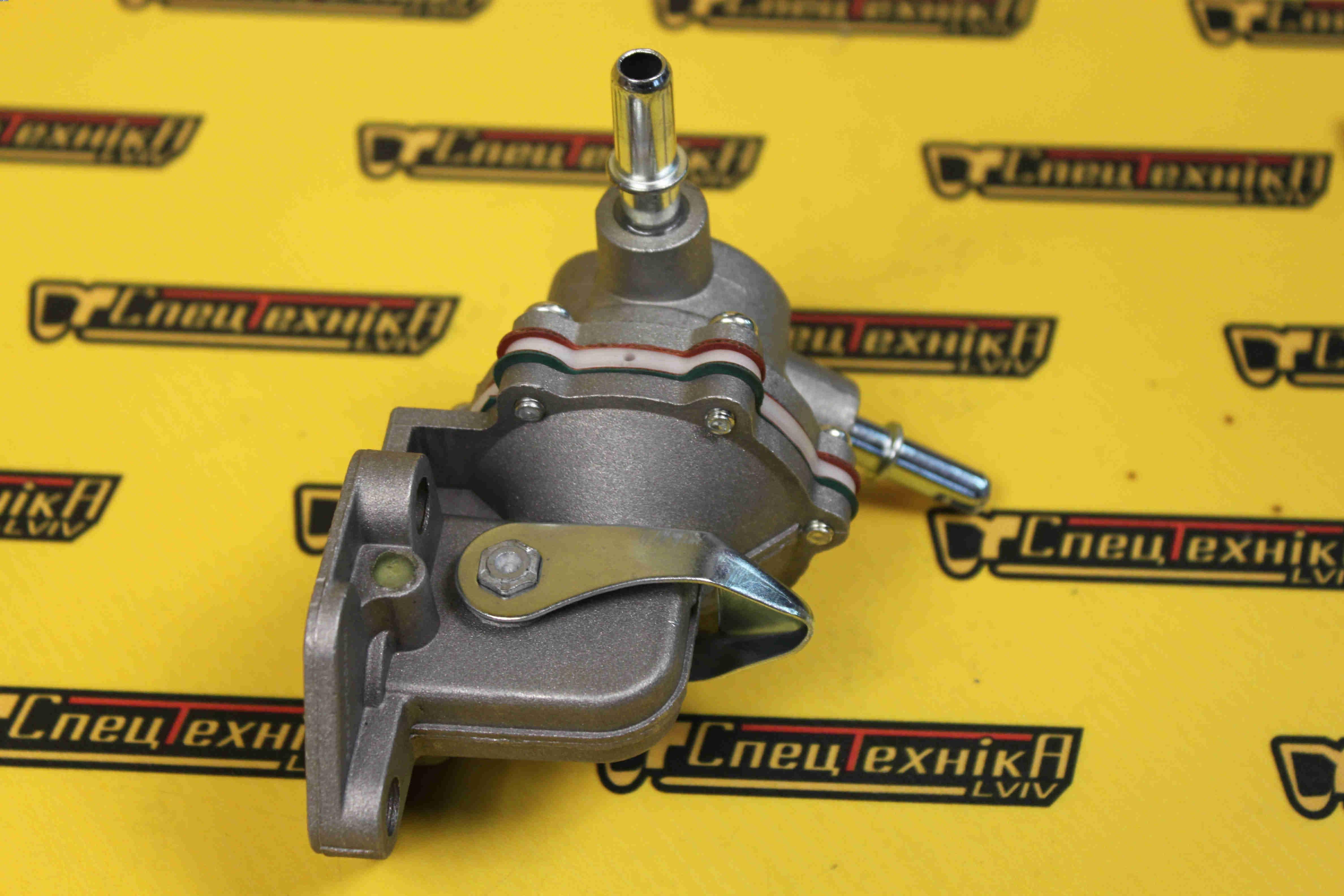 Насос топливный ручной подкачки топлива JCB 3CX, 4CX DieselMax (320/07201, 320-07201, 32007201)