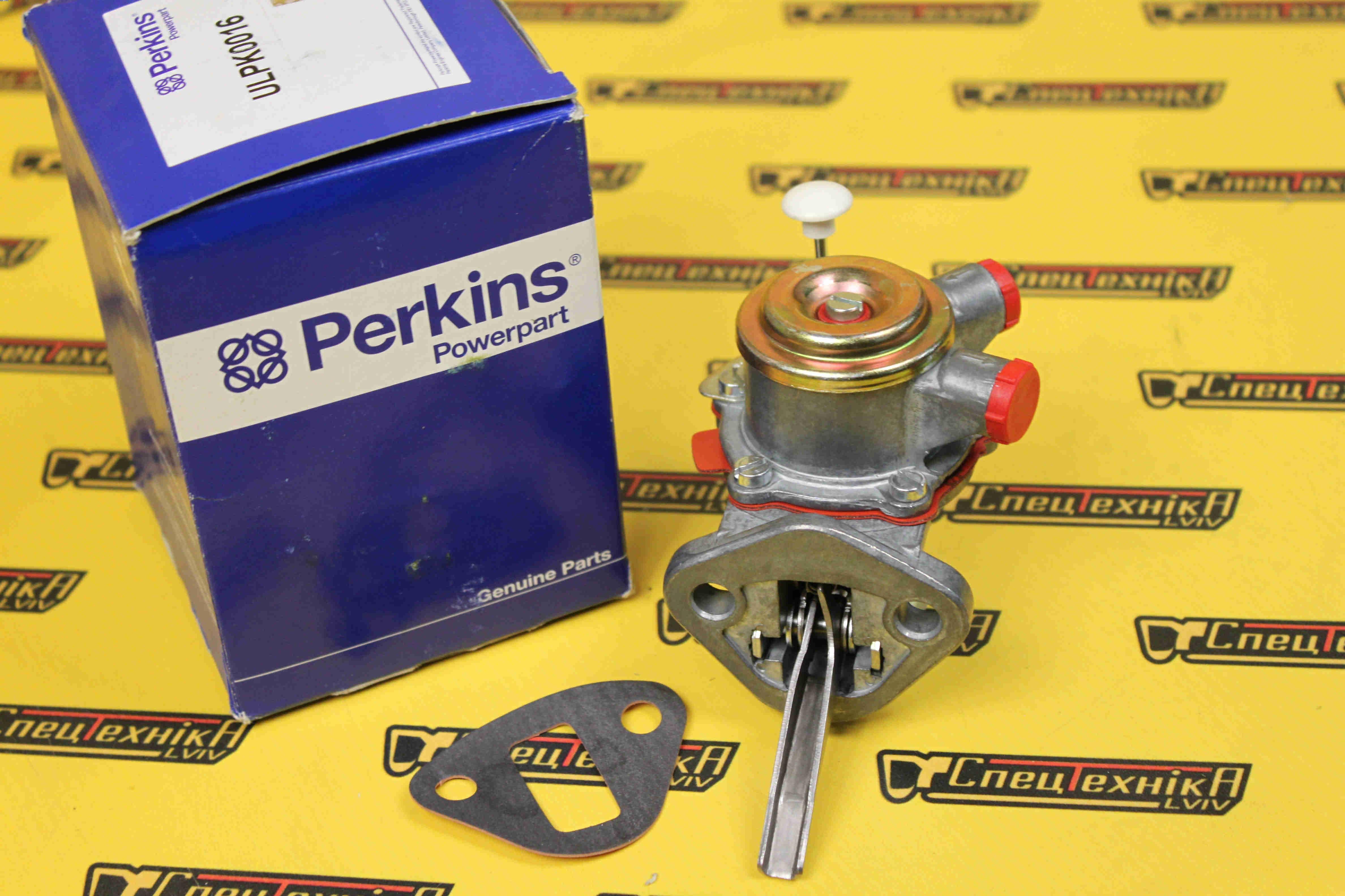 Топливний насос Perkins 500 Prima (ULPK0016) OEM