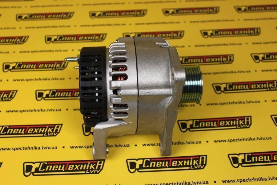Генератор DieselMax 24V 55Amp (320/08611, 320-08611, 32008611)