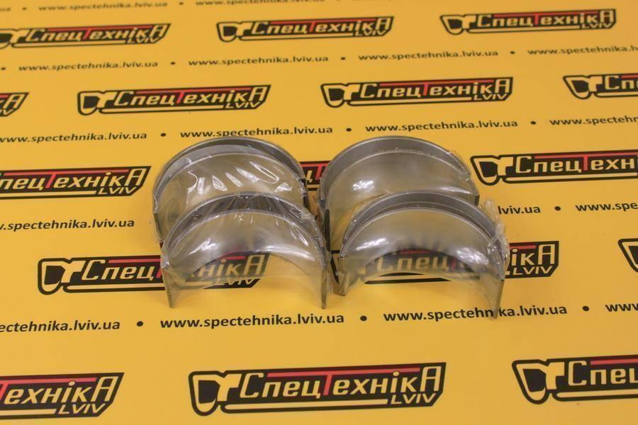 Вкладыш шатунный JCB 3CX, 4CX DieselMax +0,25 мм (320/09206, 320-09206, 32009206)