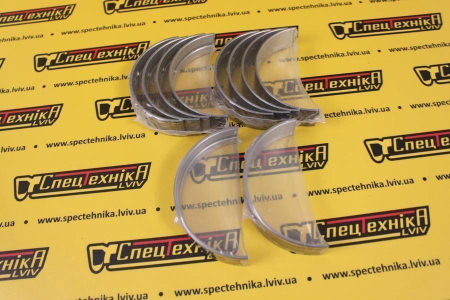Вкладыш коренной JCB DieselMax T3 +0.25 SET (320/09254, 32009254, 320-09254)