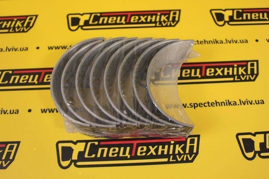 Вкладыш шатунный +0.50 мм JCB DieselMax (320/09340, 320-09340, 32009340)