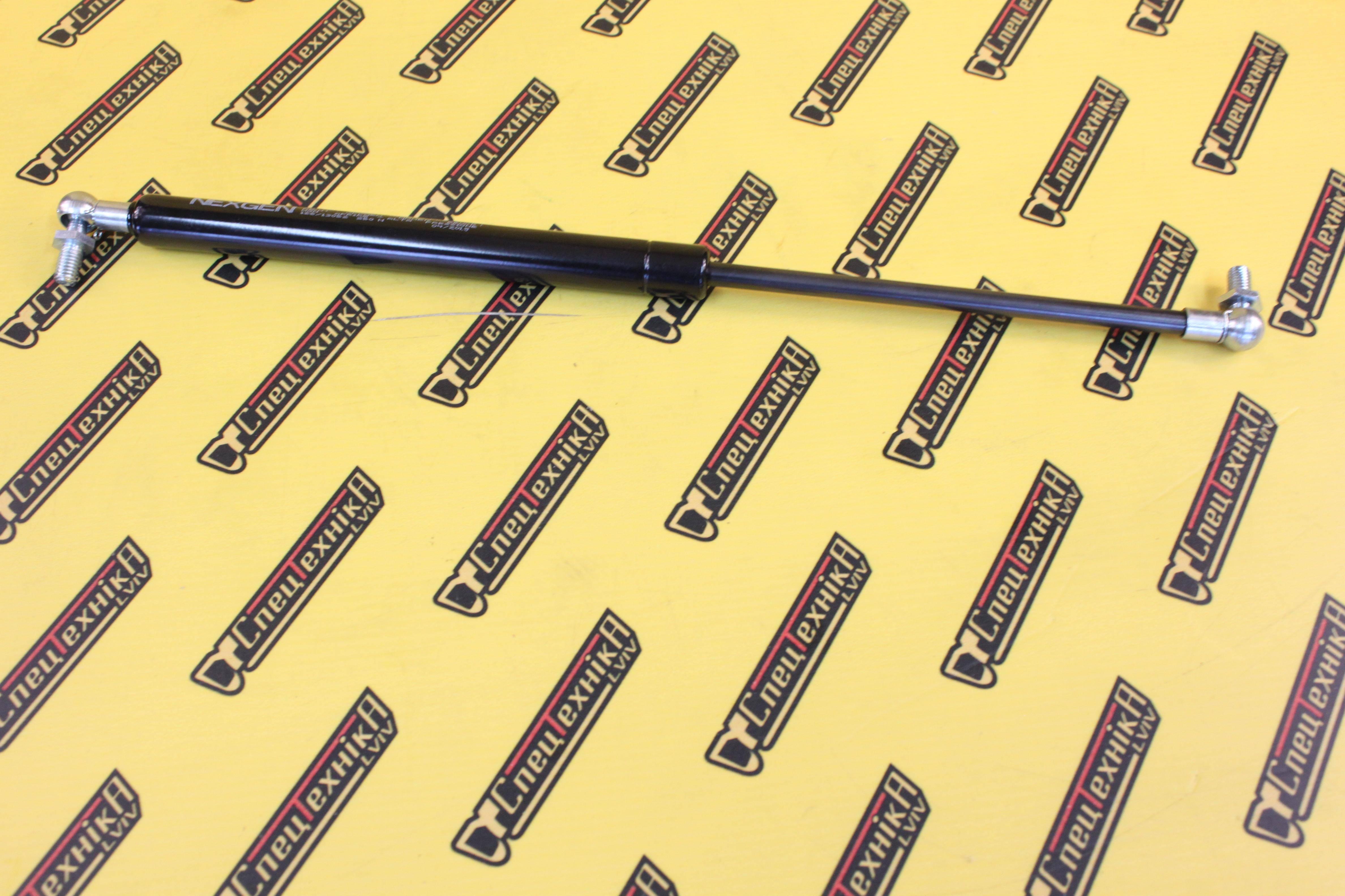 Газовый амортизатор микролифт двери кабины JCB 128/13052 (128-13052) - OEM