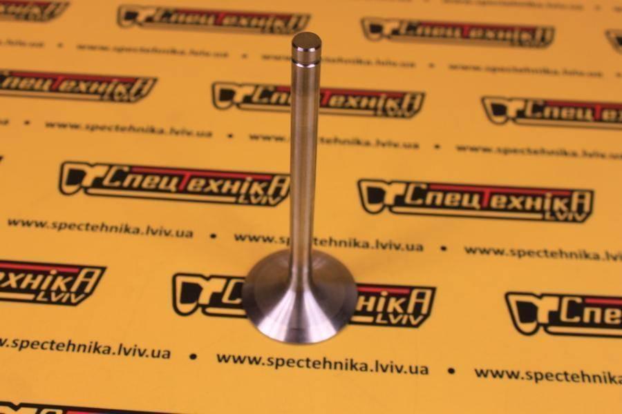 Клапан впускной Liebherr D906 / 916 (52.5 * 10 * 145) (9268282)