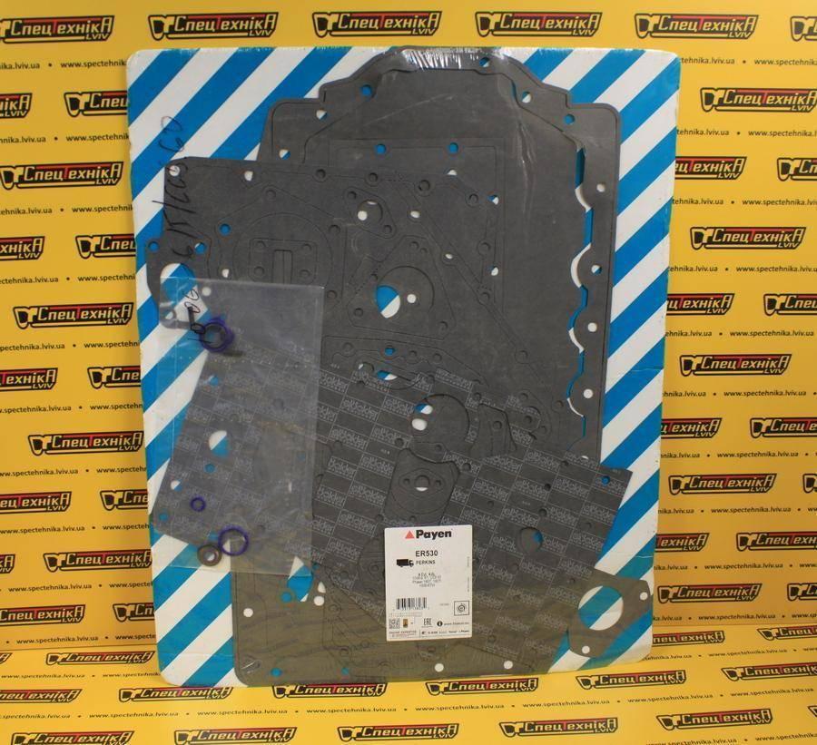 Комплект прокладок низ Perkins 1006.6 / CC6.60 (ER530)
