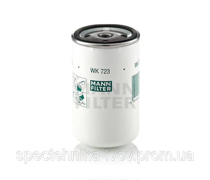 Фільтр паливний MANN-FILTER WK 723 (WK723)