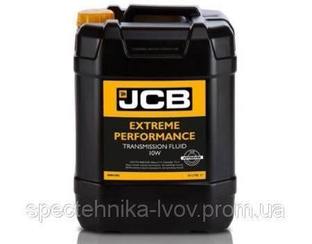 Масло трансмиссионное JCB Transmission Fluid EP 10W