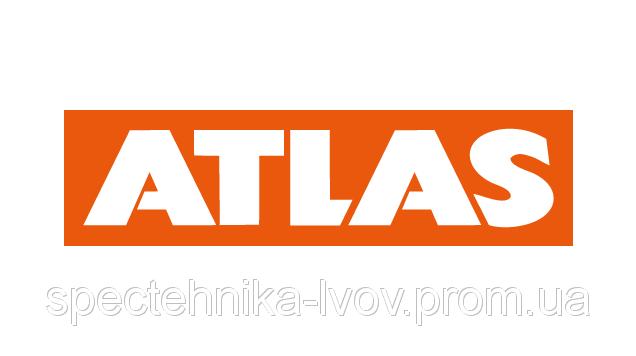 1683370 Тормозная колодка с накладками Atlas