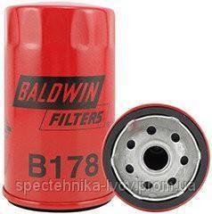 Фильтр масляный Baldwin B178 (B 178)