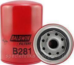 Фильтр масляный Baldwin B281 (B 281)