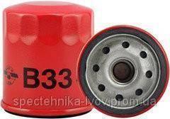 Фильтр масляный Baldwin B33 (B33)