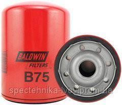 Фильтр масляный Baldwin B75 (B 75)