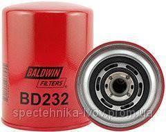 Фильтр масляный Baldwin BD232 (BD 232)