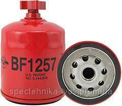 Фильтр топливный Baldwin BF1257 (BF 1257)