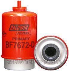 Фильтр топливный Baldwin Baldwin BF7672-D (BF 7672-D)