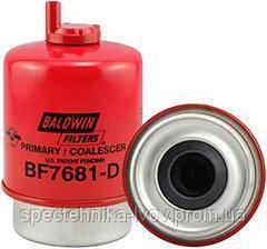 Фильтр топливный Baldwin BF7681-D (BF 7681-D)