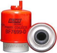 Фильтр топливный Baldwin BF7699-D (BF 7699-D)