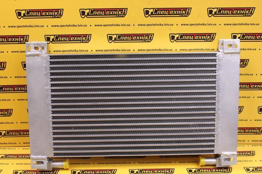 Масляный радиатор Caterpillar (CAT) 416 420D 424D 426C 428C 428D 430D 432D 436C 438 442D (140-3635, 1403635) - Nexgen