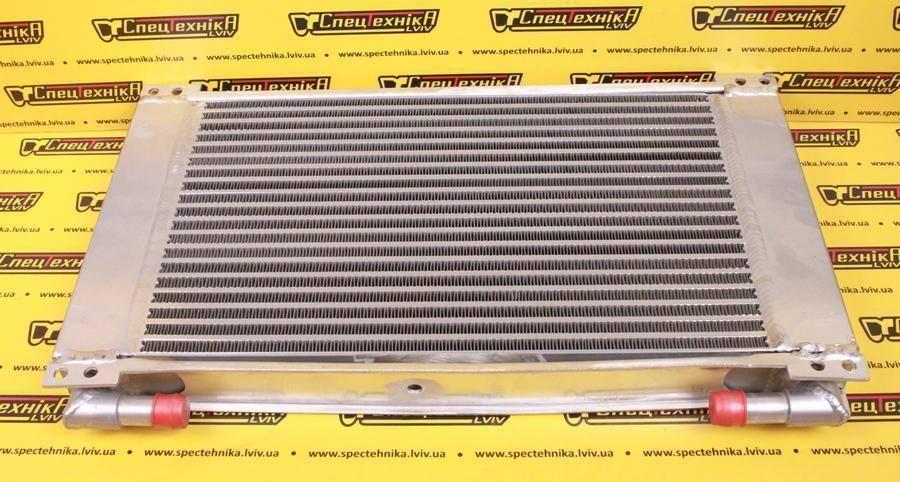 Масляный радиатор Caterpillar (CAT) 416C 420D 424D 426C 428C 430D 432D 436C 438C 442D (140-3639, 1403639)