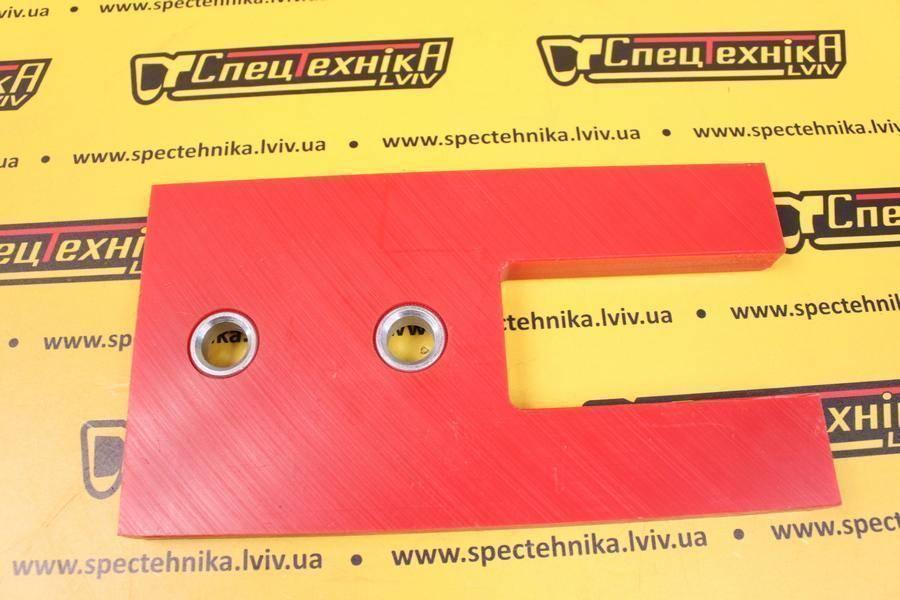 Салазка телескопической стрелы Caterpillar (CAT) 416 428 432 (187-3825,1873825)