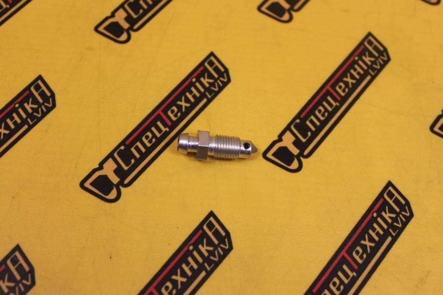 Масленка (тавотница) Caterpillar (CAT) 9.4 мм 3/8-24UNF-2A (9F2167, 9F-2167)