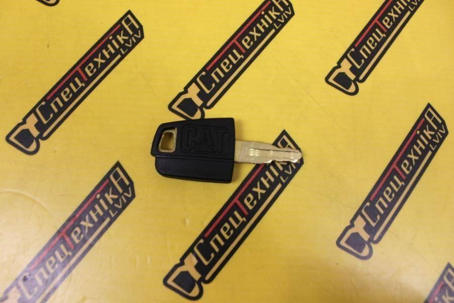 Ключ дверь/замок зажигания Caterpillar (CAT) нового образца (5P8500N, 5P-8500N)