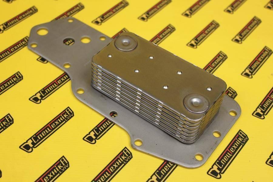 Масляный радиатор Cummins 6BT/ISB/QSB/ISD (3957544)