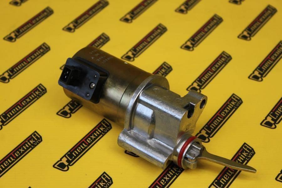 Электромагнитный клапан отсекания топлива ТНВД (глушилка) - 24V Deutz/Дойц 1013 / 2013 (04199905)