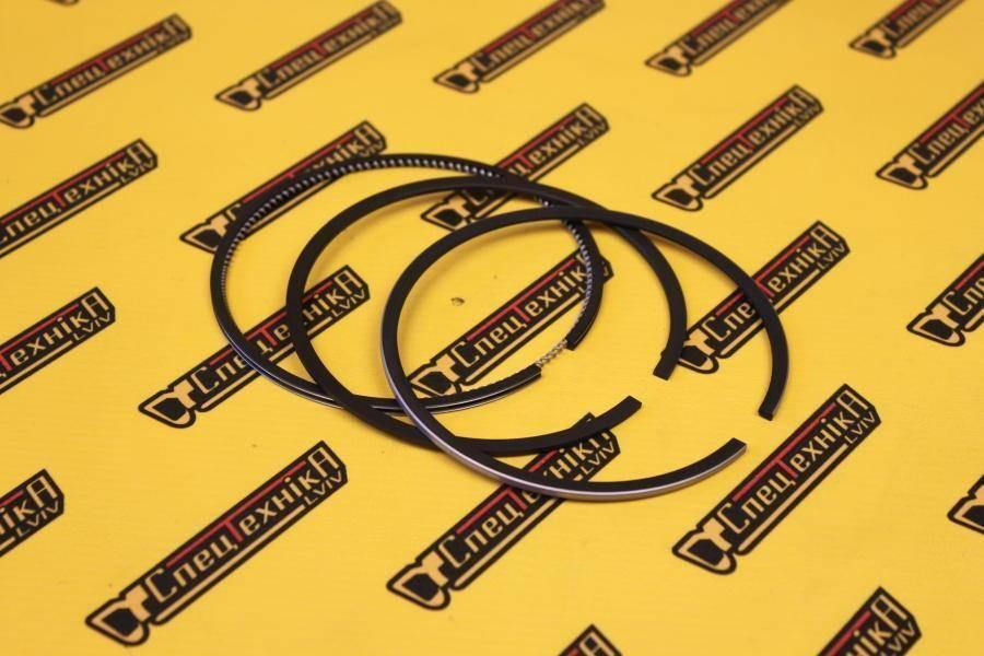 Поршневые кольца Deutz/Дойц 1013 108 мм (04207595 04501338 04207776 04253777)