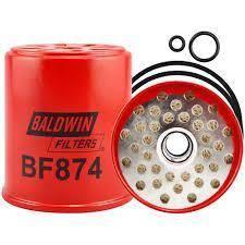 Фильтр топливный BALDWIN BF874 (BF 874)