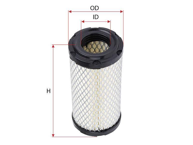 Фильтр воздушный SAKURA A - 8504 (A8504)