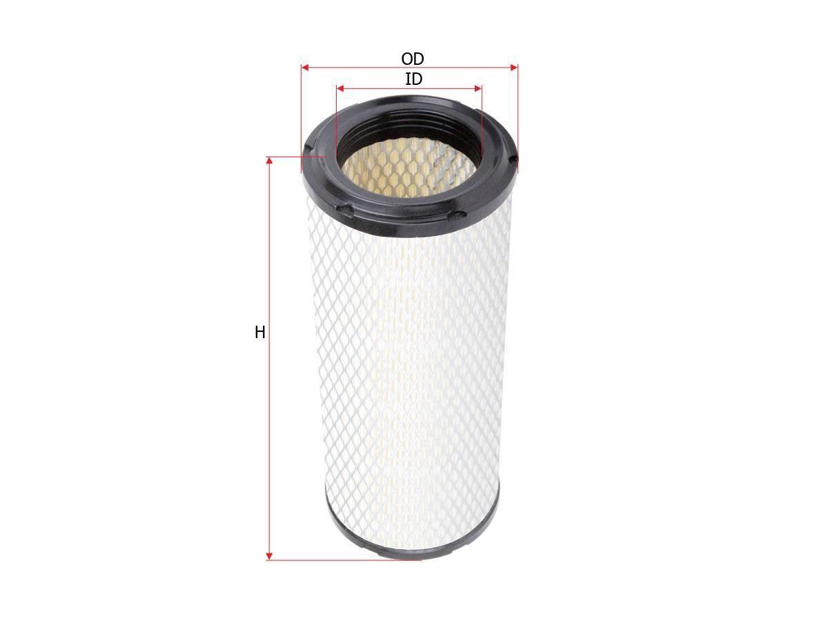 Фильтр воздушный SAKURA A8505 (A - 8505)