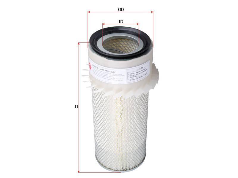 Фильтр воздушный SAKURA AS - 7805 (AS - 7805) (AS7805) (AS 7805)