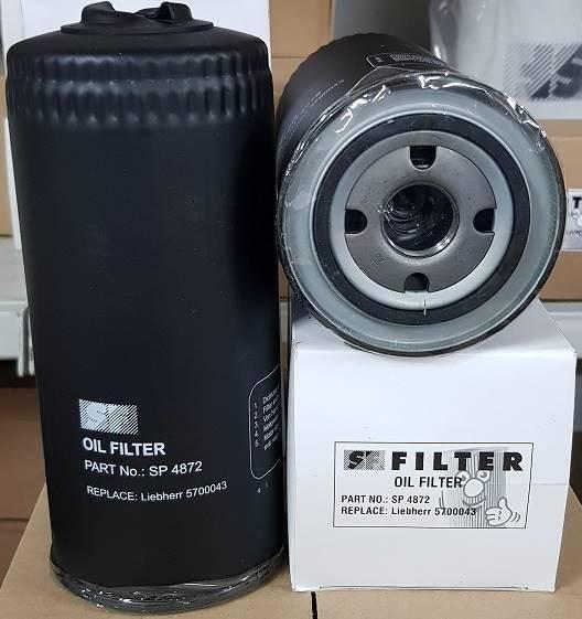 Фильтр масляный SF-Filter SP4872 (SP 4872)