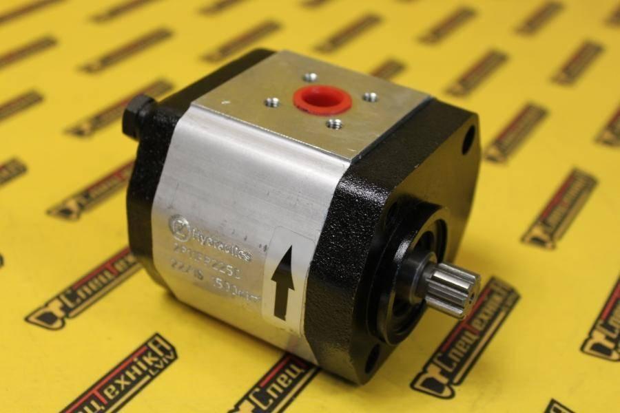 Насос гидравлический шлицевой Bosch (Бош) 0510515006 - аналог