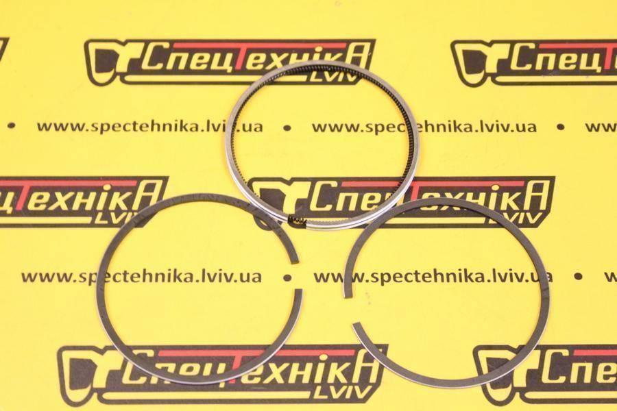 Поршневые кольца 0.5 мм JCB (02/630061)