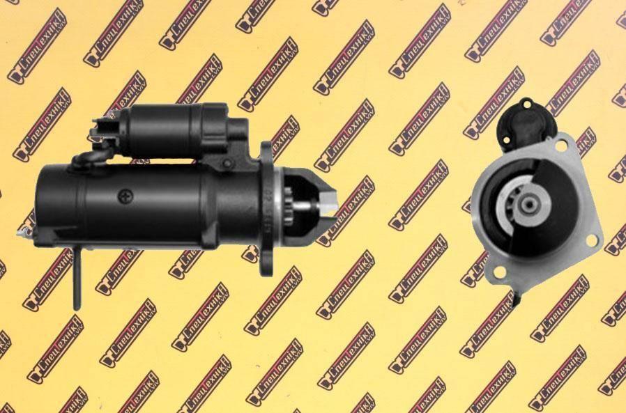 Стартер 12V 3.2 kW 11 зубов JCB Dieselmax (320/09026, 320-09026, 32009026)