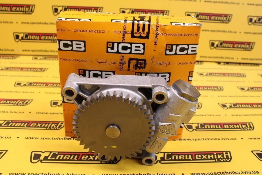 Масляный насос JCB 3CX, 4CX DieselMax (320/04186, 32004186, 320-04186) - ORG