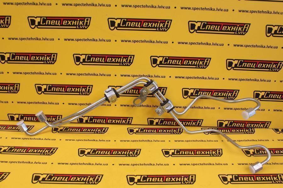 Топливные трубки высокого давления JCB 3CX, 4CX DieselMax 1,2 цил (320/06551, 32006551, 32006551)