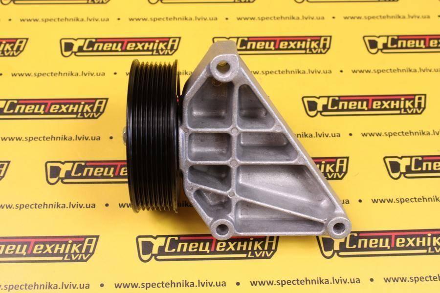 Ролик натяжной двигателя нижний JCB (320/08624) (32008624) (320-08624) (320 08624)