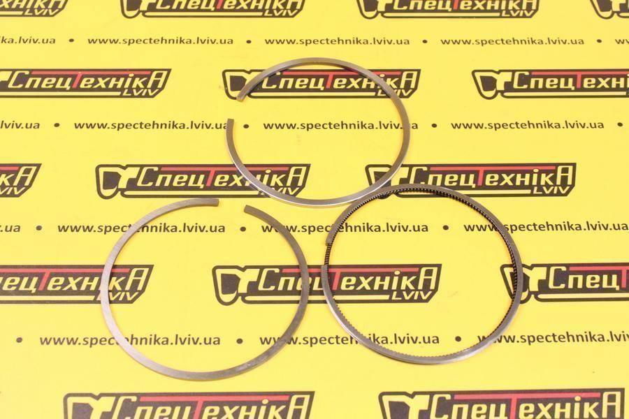 Поршневые кольца (комплект) JCB 444 +0.50 мм (320/09295, 320-09295, 32009295)