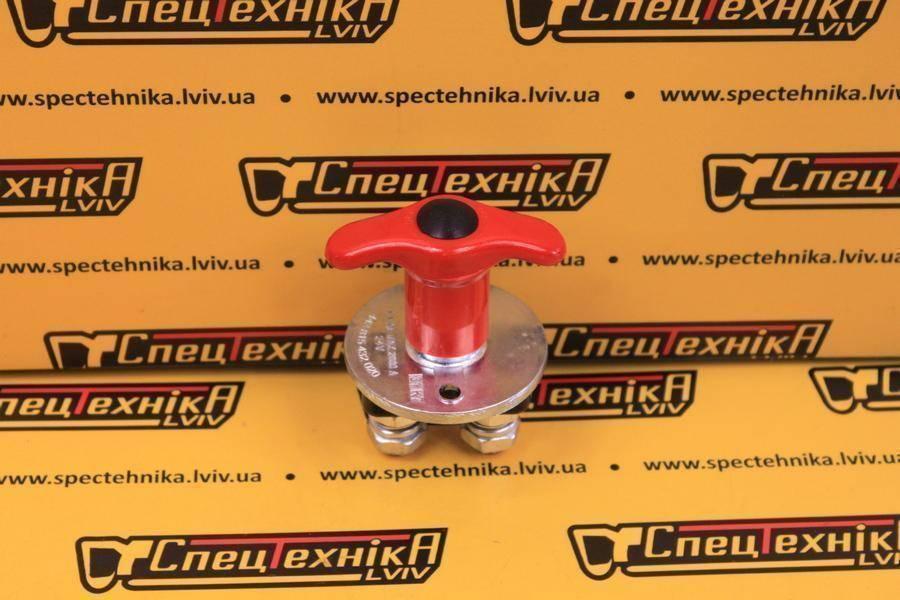 Выключатель массы JCB 3CX, 4CX (701/20800, 701-20800, 70120800)