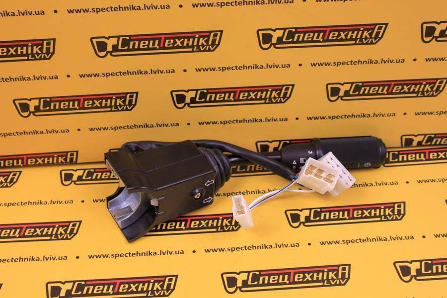 Подрелевой переключатель свет фар/поворот/стеклоочиститель/омыватель JCB 3CX, 4CX (701/21202, 701-21202, 70121202)