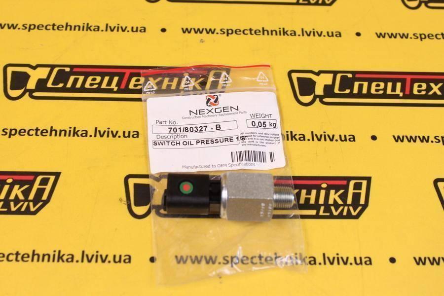 Датчик давления масла JCB 3 CX / 4 CX (701/80327) - Nexgen