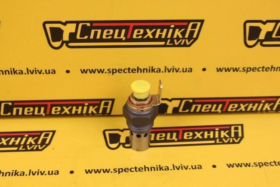 Свеча накала 12V JCB 2CX, 3CX, 4CX Perkins AR, AK (717/00100, 717-00100, 71700100) - OEM/Iskra