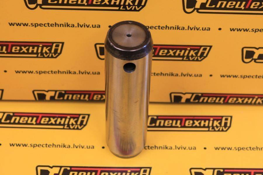 Палец штока гидроцилиндра передней стрелы JCB 3CX, 4CX 44.35x169 мм (811/90484, 811-90484, 81190484)