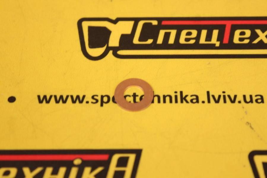 Шайба медная уплотнительная форсунки JCB (823/00291) (82300291) (823 00291) (823-00291) - Nexgen