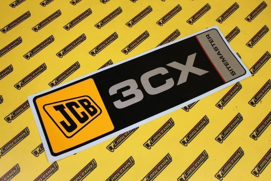 817/17861 Наклейка 3CX