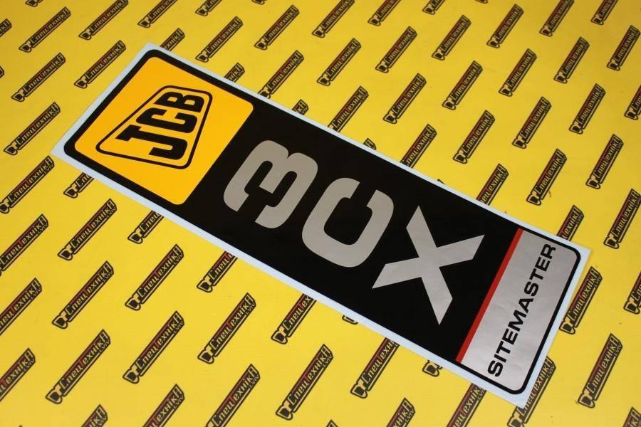 817/17912 Наклейка 3CX